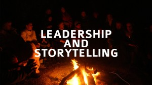 Leadership, Mentoring and Storytelling
