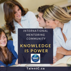 INTERNATIONAL MENTORING COMMUNITY: What is it and How Can You Benefit from It?